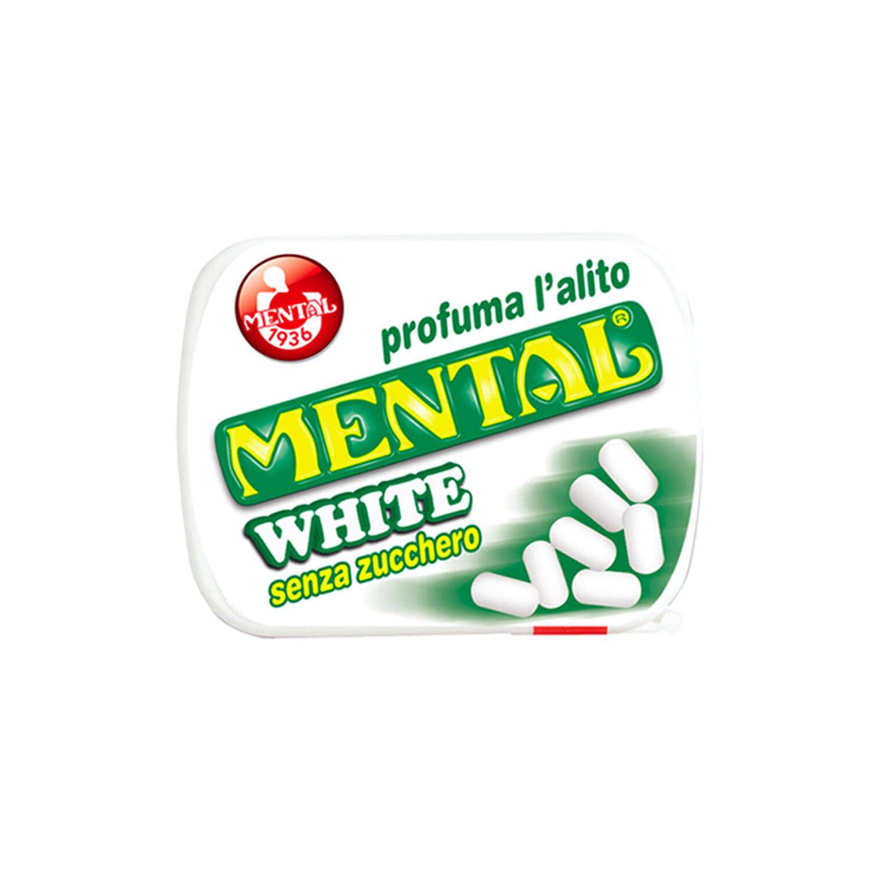 Sugar free Mental White - Single Pack - Classic Candies