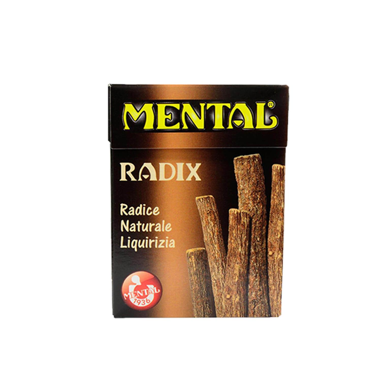 Mental Radix - Radice naturale di liquirizia - Pacchetto Singolo  - Liquirizia