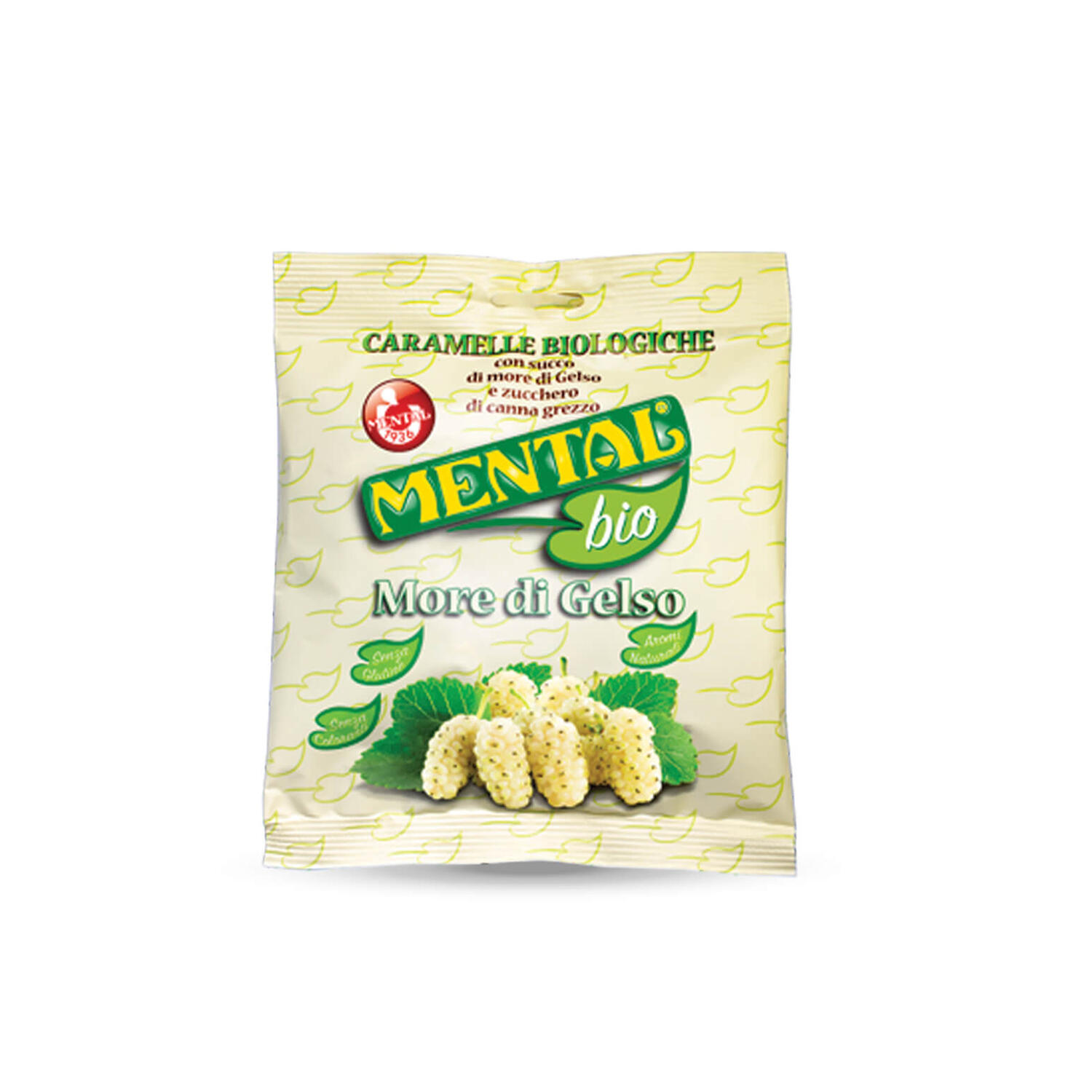 Mulberry Large Packets - Single Pack - Bio Candies