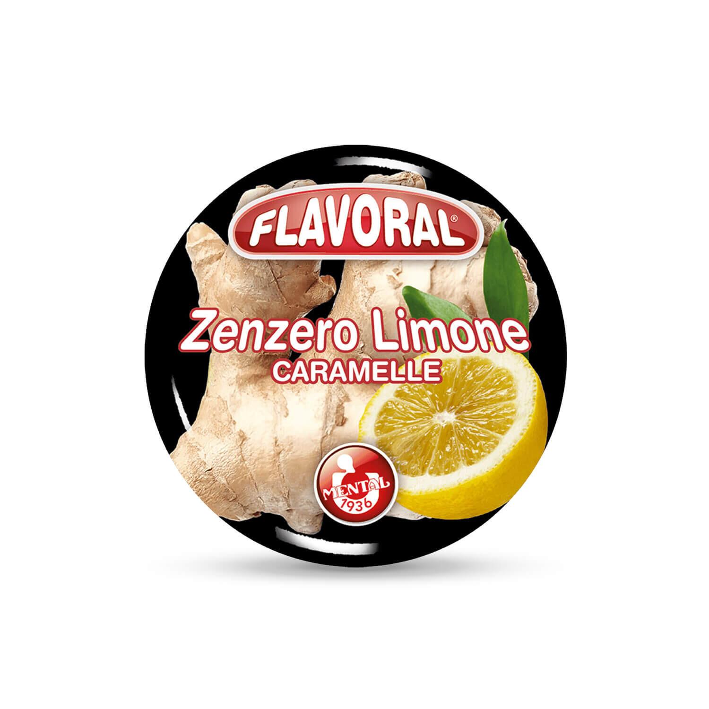 Ginger Lemon Flavoral - Multi Pack 16PCS - Flavoral